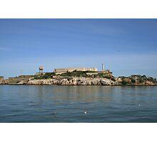San Francisco: Alcatraz Island Photographic Print