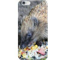 I'm A Hungry Hog - Hedgehog - NZ iPhone Case/Skin