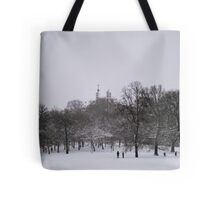 Greenwich Park & Observatory Tote Bag