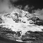 Mönch (Bernese Alps, Switzerland) by Lenka
