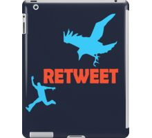 Classic Retweet iPad Case/Skin