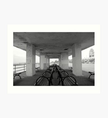 Coney Island No.2 Art Print