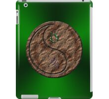 Taurus & Boar Yin Earth iPad Case/Skin