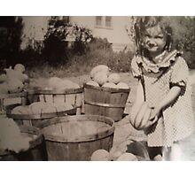 Garden Lover Photographic Print