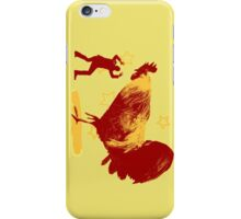 Attack of the Giant Rooster iPhone Case/Skin