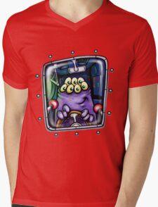 Pilot of the Shirt Mens V-Neck T-Shirt