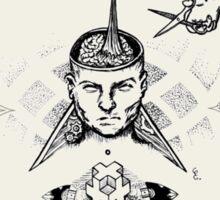 Mind power (large) Sticker