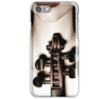 In Portrait Notation  iPhone Case/Skin