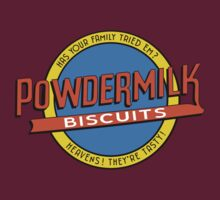 Powdermilk Biscuits T-Shirt
