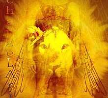 Archangel Ariel'... by Valerie Anne Kelly