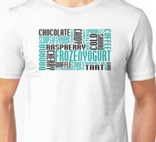 frozen yogurt chit chat Unisex T-Shirt