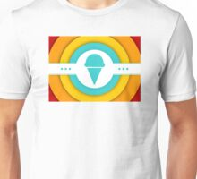 retro ice cream Unisex T-Shirt