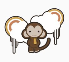 Cloud Monkey by psygon