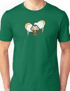 Cloud Monkey Unisex T-Shirt