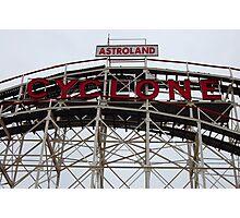 Coney Island No.11 Photographic Print