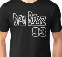 We Dem Boyz Funny Geek Nerd Unisex T-Shirt