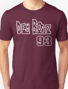 We Dem Boyz Funny Geek Nerd T-Shirt