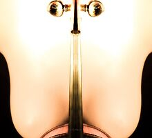 The Violin Stand  by ArtbyDigman