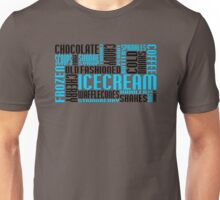ice cream chitChat Unisex T-Shirt