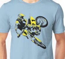 Motor Cross freestyle Unisex T-Shirt