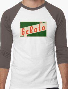 retro gelato Men's Baseball ¾ T-Shirt