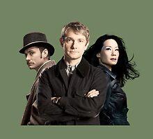 Dr. Watsons - Three Representations. by waynejay