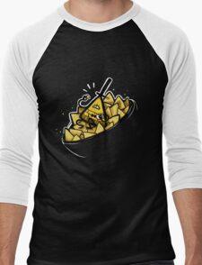 Bill Cipher boss of Doritos Men's Baseball ¾ T-Shirt