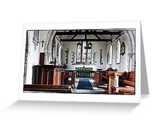 Yapton Church Greeting Card