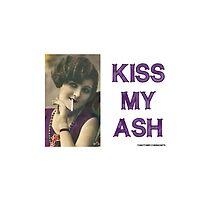 Kiss My Ash by CafePretzel
