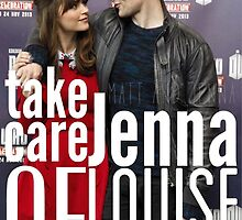 Take Care Of Jenna by Midgardian Fangirl