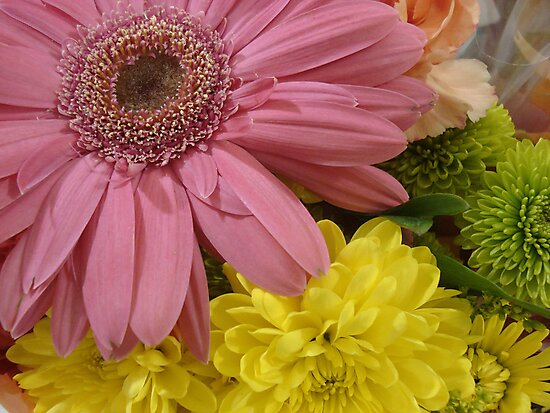 Bouquet by May Lattanzio