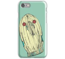 Sock Puppet Color Drawing iPhone Case/Skin