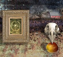 the crow the apple the farm by arteology