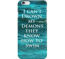 Demons iPhone Case/Skin