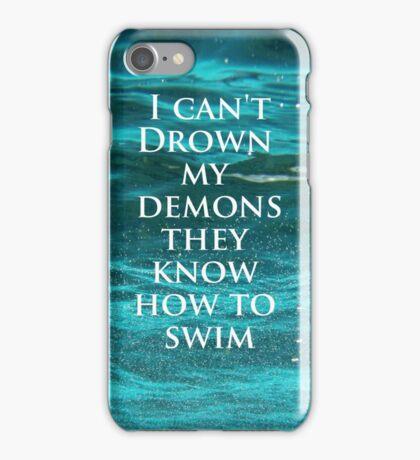 Demons iPhone Case/Skin
