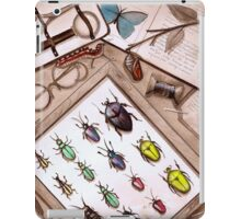 Insect Collector iPad Case/Skin