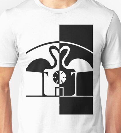 Flamingos - George Modica-Cliff Unisex T-Shirt