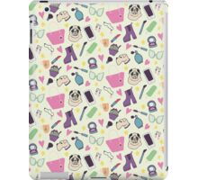 Girly girl iPad Case/Skin