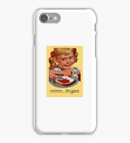 Zombie Child iPhone Case/Skin