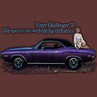 1970 Challenger by Mike Pesseackey (crimsontideguy)