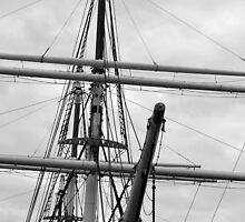 Of Sailing Ships... by Sarah McKoy