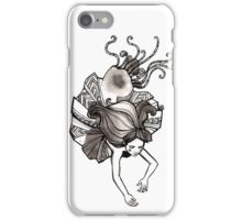 Diving Deep for the Pearl iPhone Case/Skin