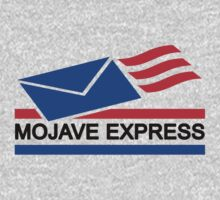 Mojave Express by GradientPowell