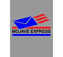 Mojave Express Photographic Print