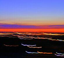 light waves by Sam Fonte