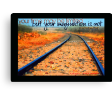 Imagination © Vicki Ferrari Canvas Print