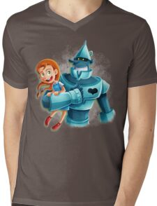 The Wizard of Oz Mens V-Neck T-Shirt