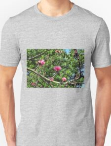 Shaving Brush Tree 7 Unisex T-Shirt