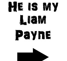 He is my Liam Payne (one direction) by Elisa1D