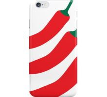 Hot Chillies! iPhone Case/Skin